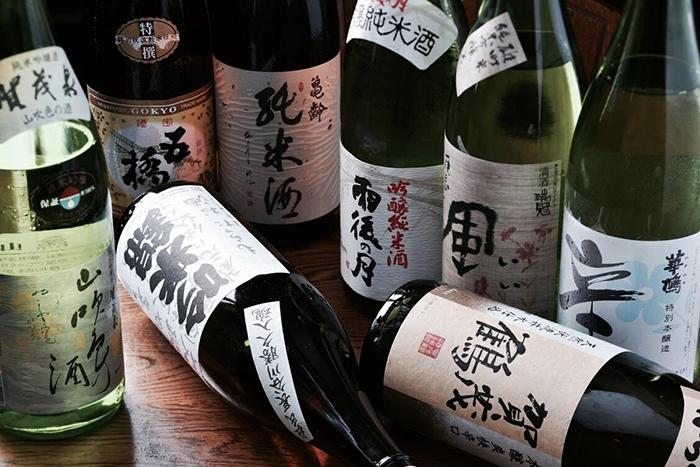 薬院 居酒屋 全国の日本酒